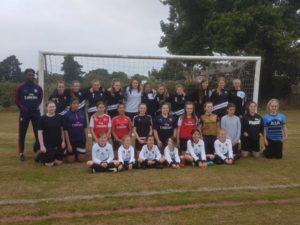 Borehamwood 2000 FC Team Photo 3