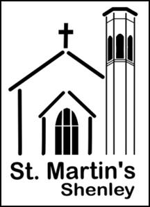 St Martins Shenley Logo