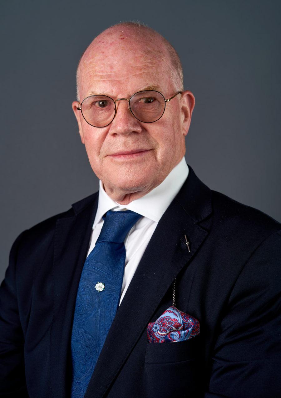 Cllr Gavin O'Sullivan